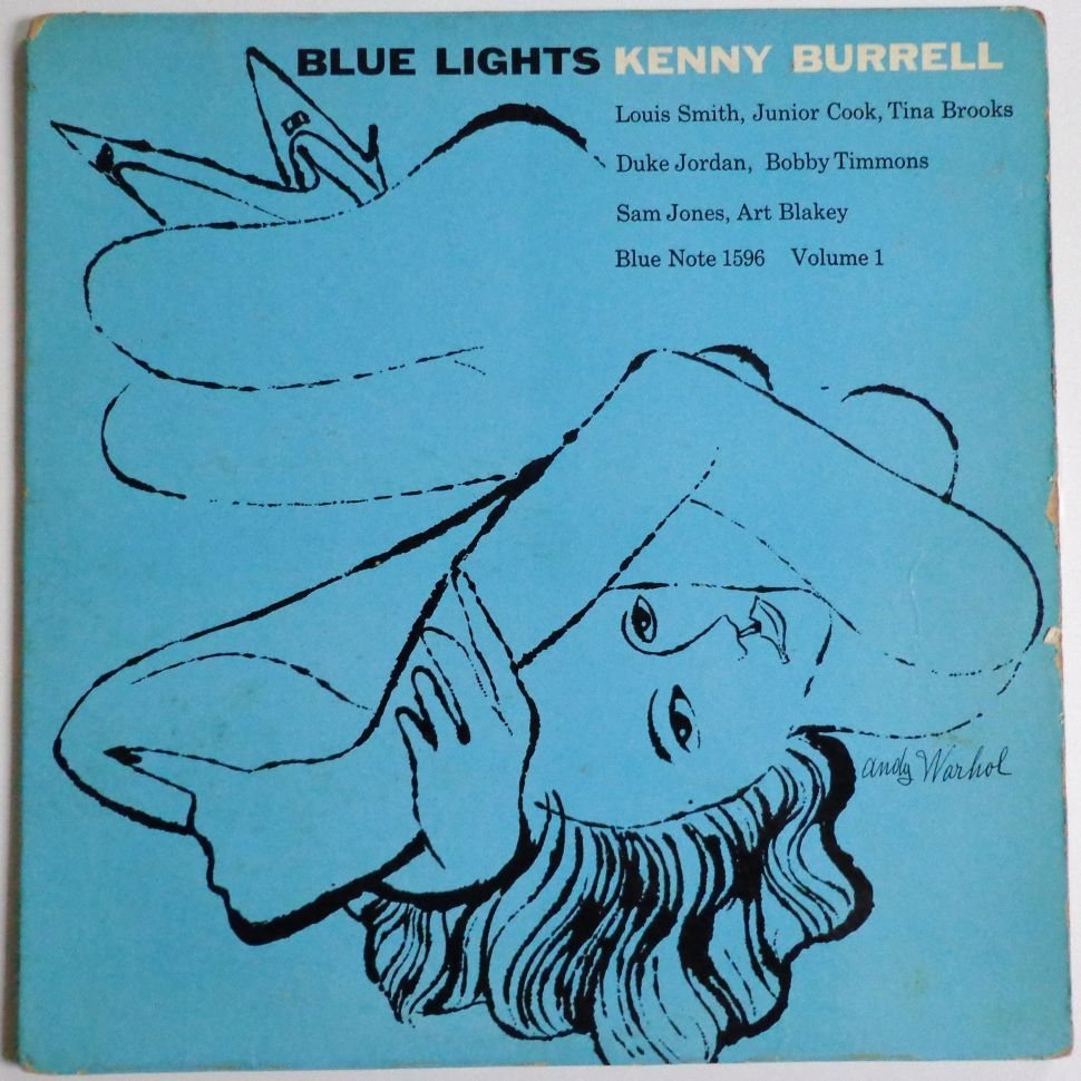 blue-lights-kenny-burrel-warhol-1