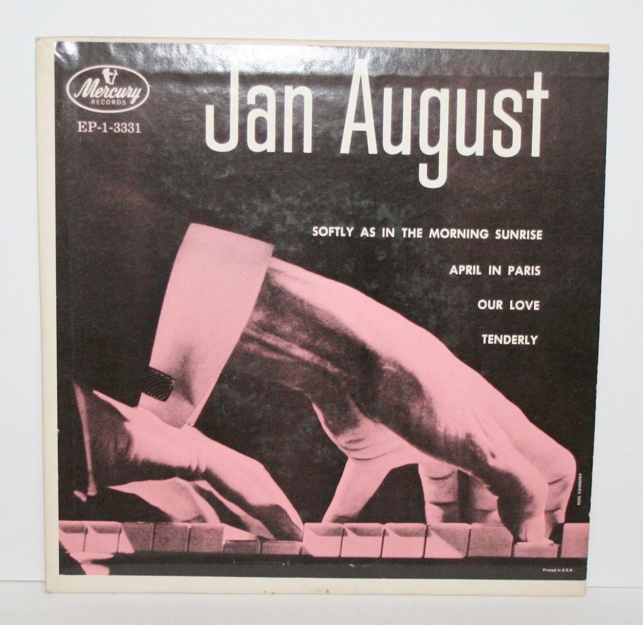 x Jan August EP 1