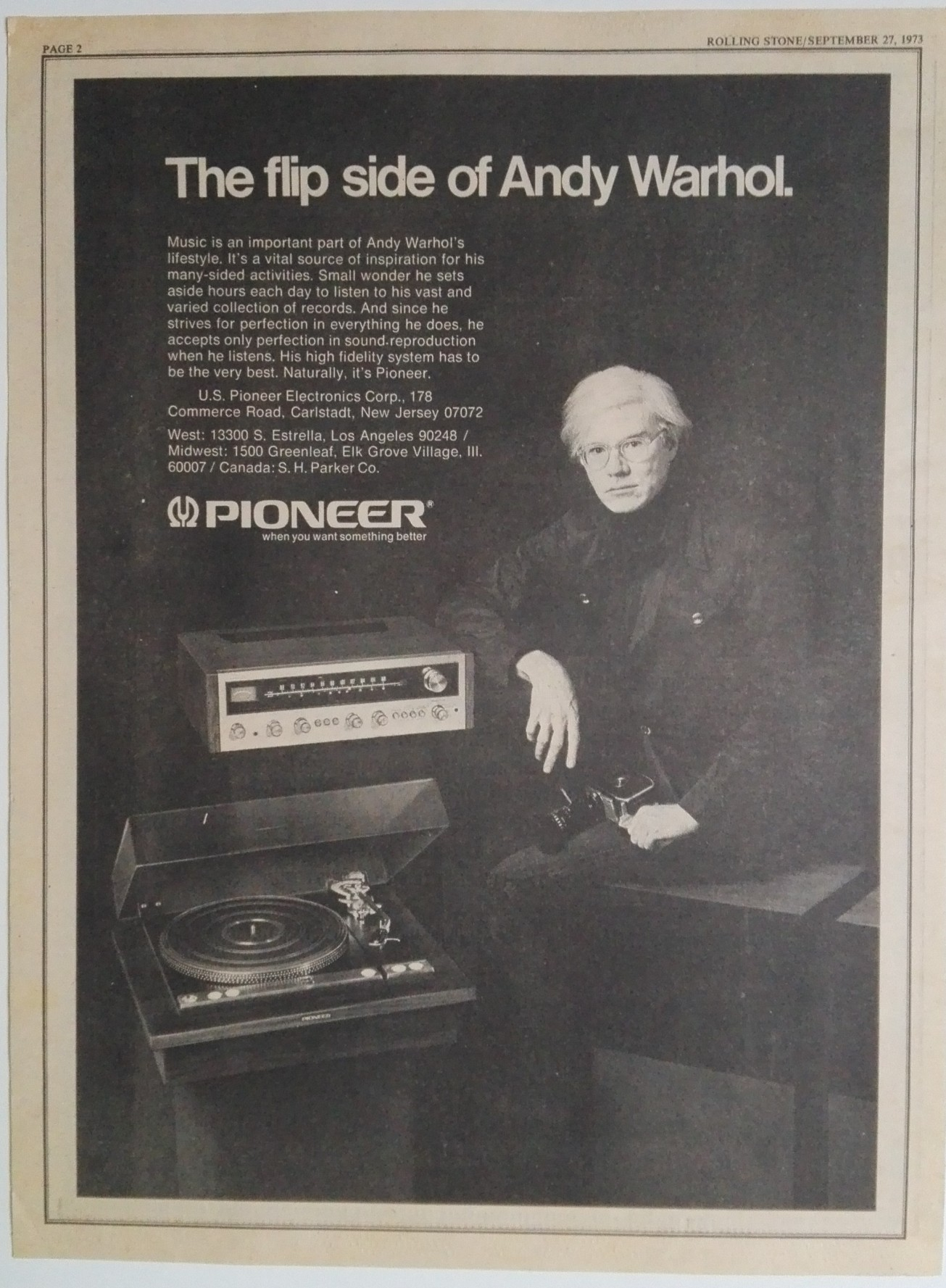 AW PIONEER 2