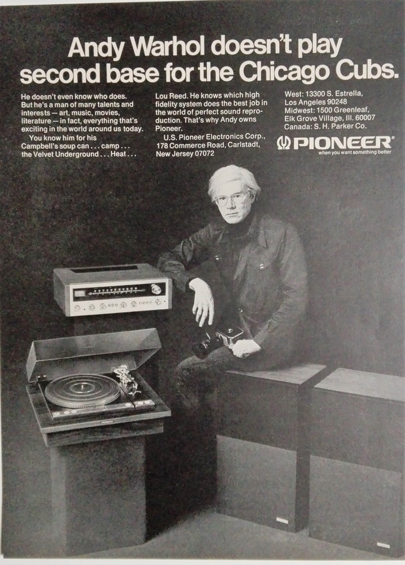 AW PIONEER 3