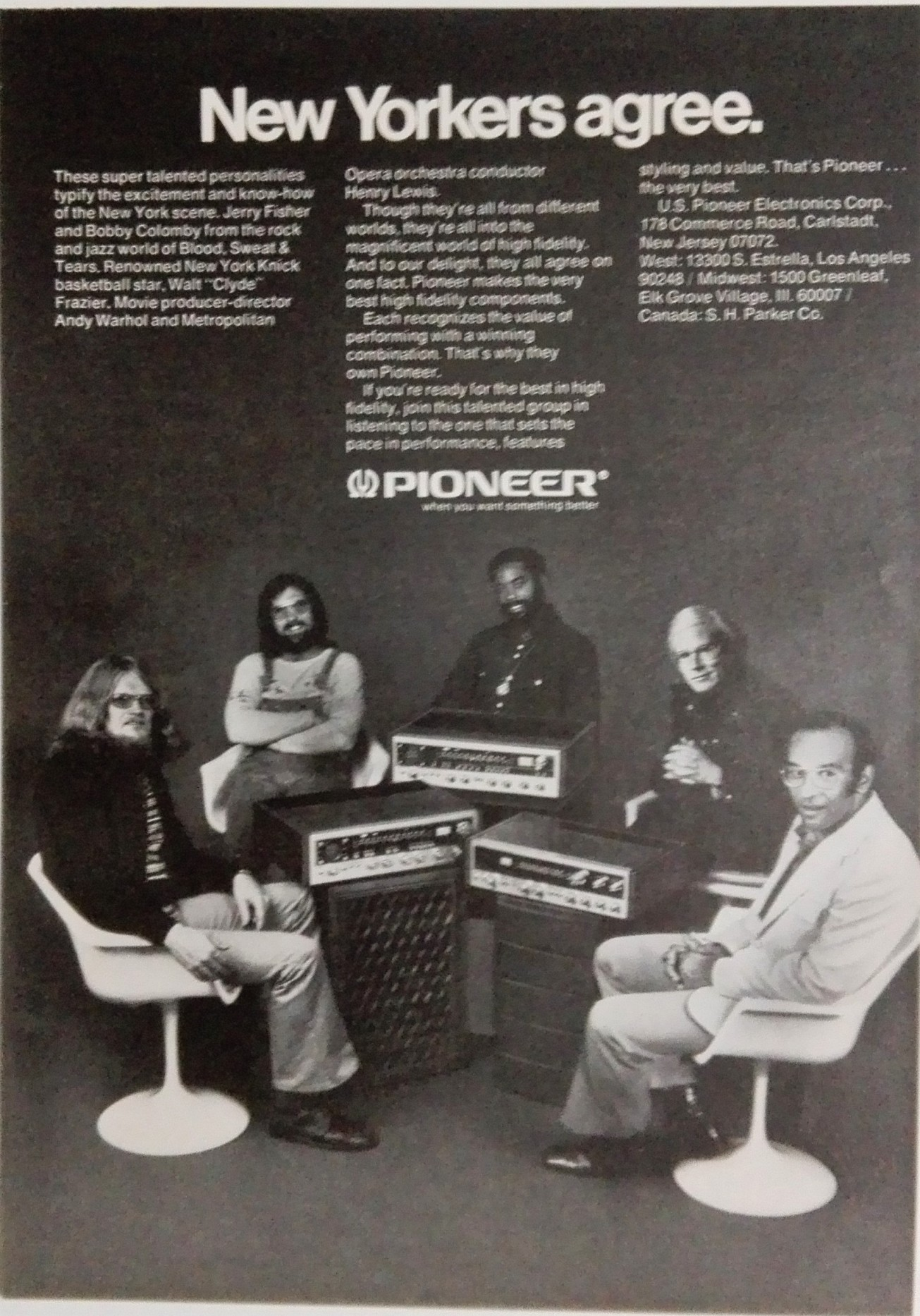 AW PIONEER 4