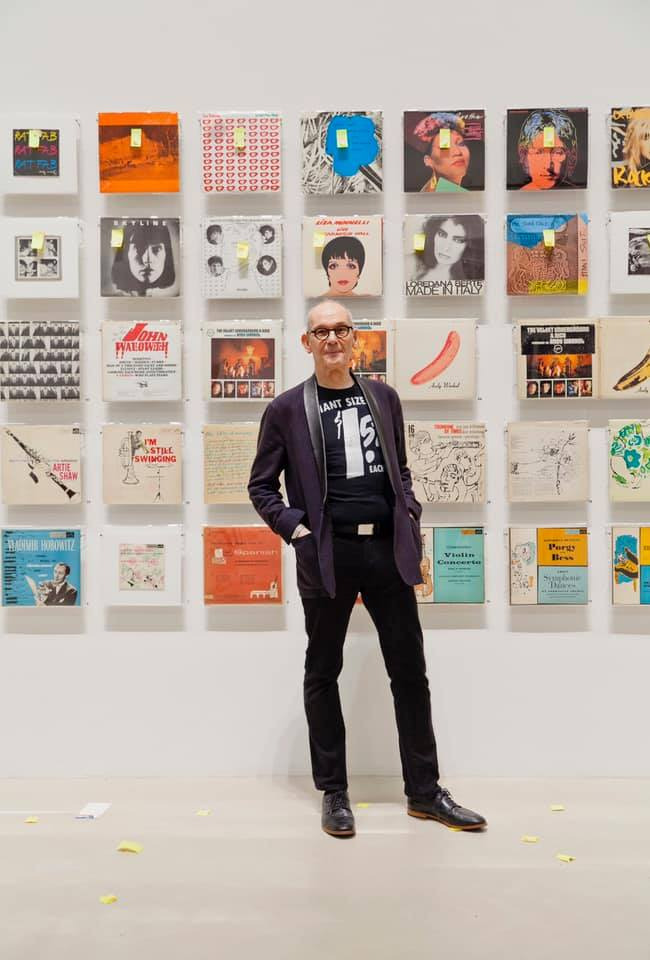 Warhol 1968 Moderna Museet Malmo Richard Forrest