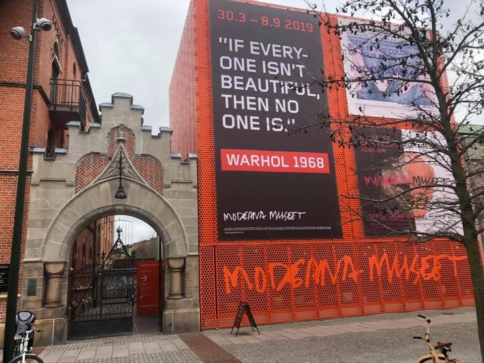 Warhol 1968 Moderna Museet Malmo